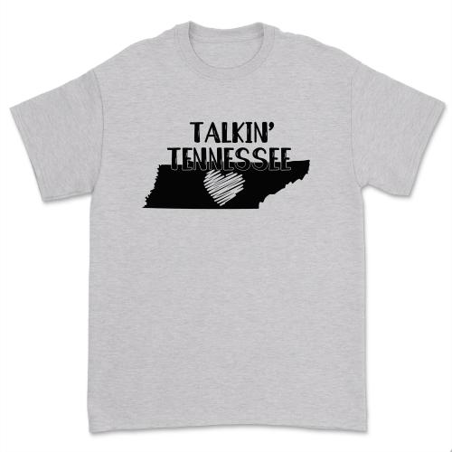 Talkin Tennessee Shirt Casual Morgan Wallen T-shirt Women Cowboy Country Music Summer Short Sleeve Tops Tee