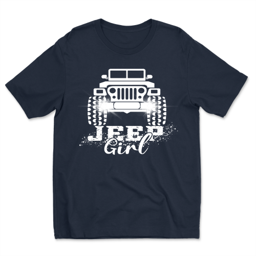 Fun Summer Jeep Girl Vacation Life Jeep Lover Shirt Tee