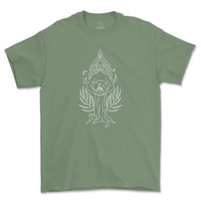 Gaia Mother Earth Goddess Shirt