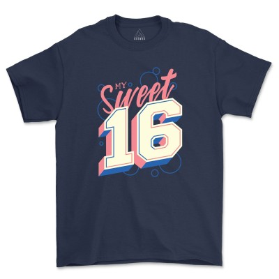 My Sweet Sixteen Squad Shirt Boy Bodyguard Party Celebration Best Friends Gift