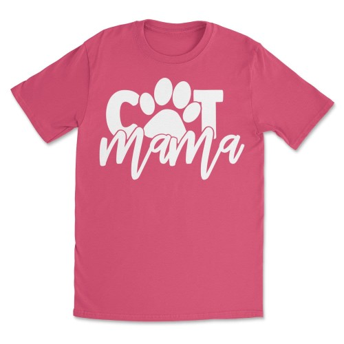 Cat Mama Shirt Pet Lover Gift Tee Shirts