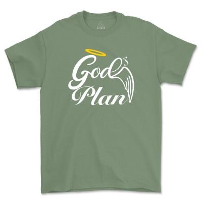 Gods Plan Shirt Trust God God Is Greater Faith Hope Love Shirts
