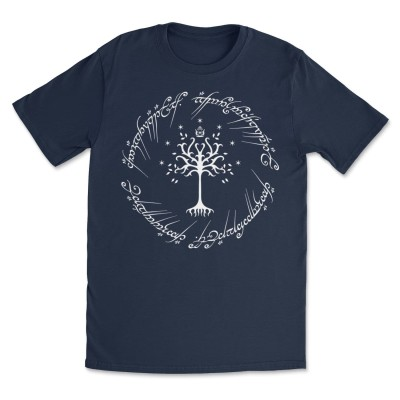 White Tree of Gondor Unisex Short Sleeve T-Shirt