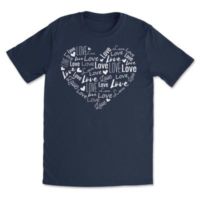 Cute Valentines Day Heart Shirt Valentine's Day Gift