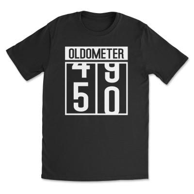 Mom Dad 50th Odometer Shirt 50th Birthday Gifts Tee