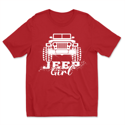 Fun Summer Jeep Girl Vacation Life Jeep Lover Shirt Tee