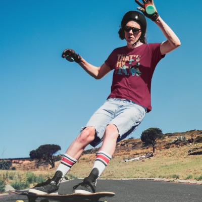 That's My Jam Roller Derby Shirt Women Roller Skate T-shirt Girl and Boy Short Sleeve Skating tshirt Tee