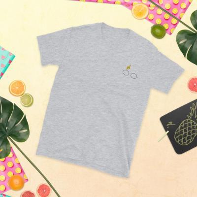 Potterhead Shirt Embroidered Unisex T-shirt