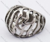 Stainless Steel ring - JR280056