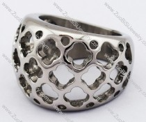 Stainless Steel ring - JR280058