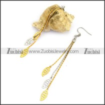 Leaves Earring e001213