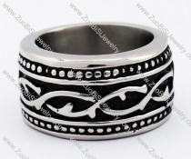 Stainless Steel ring - JR280134