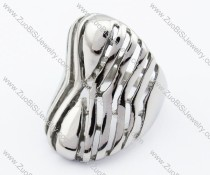 Stainless Steel ring - JR280223