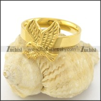 Gold Plating Eagle Rings r001515