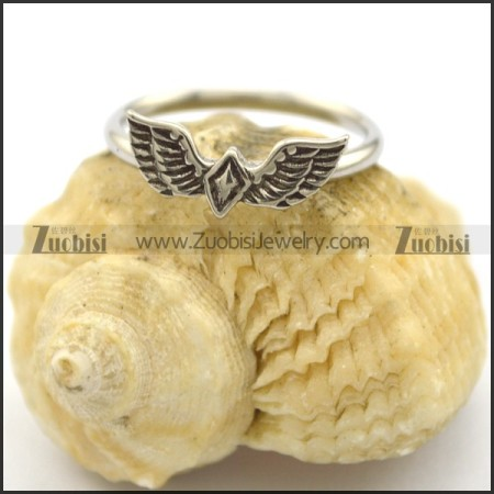angel wing ring r002228