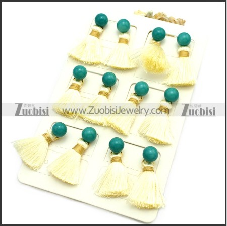 Stainless Steel Earring e001743