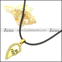 Stainless Steel Necklace n003048