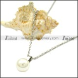 Stainless Steel Necklace n003064