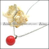 Stainless Steel Necklace n003063