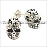 925 Sterling Silver Earring e002031