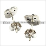 925 Sterling Silver Earring e002035
