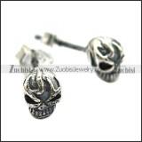 925 Sterling Silver Earring e002033