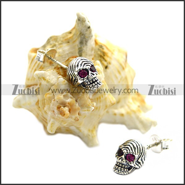 925 Sterling Silver Earring e002030