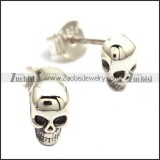 925 Sterling Silver Earring e002034