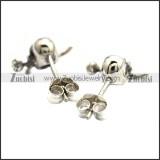 925 Sterling Silver Earring e002028