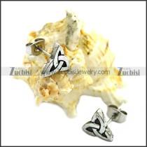 Stainless Steel Earring e002054