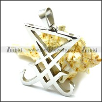 Stainless Steel Pendant p010246