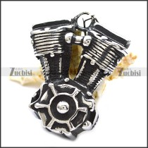 Stainless Steel Pendant p010289