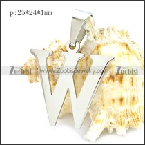 Stainless Steel Pendant p010416