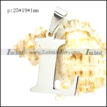 Stainless Steel Pendant p010405
