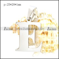 Stainless Steel Pendant p010398
