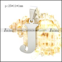 Stainless Steel Pendant p010403