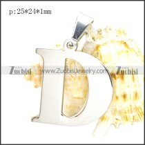 Stainless Steel Pendant p010397
