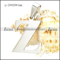 Stainless Steel Pendant p010419