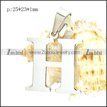 Stainless Steel Pendant p010401