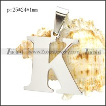 Stainless Steel Pendant p010404