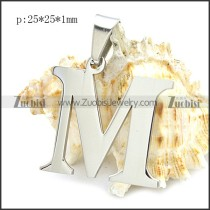 Stainless Steel Pendant p010406