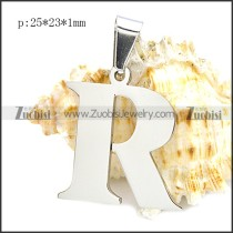 Stainless Steel Pendant p010411