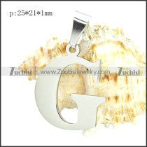 Stainless Steel Pendant p010400