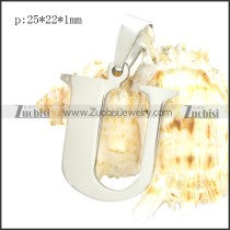 Stainless Steel Pendant p010414