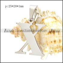 Stainless Steel Pendant p010412
