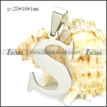 Stainless Steel Pendant p010417