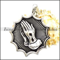 Stainless Steel Pendant p010389