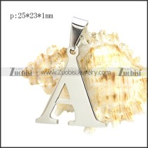Stainless Steel Pendant p010394