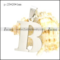 Stainless Steel Pendant p010395