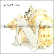 Stainless Steel Pendant p010407